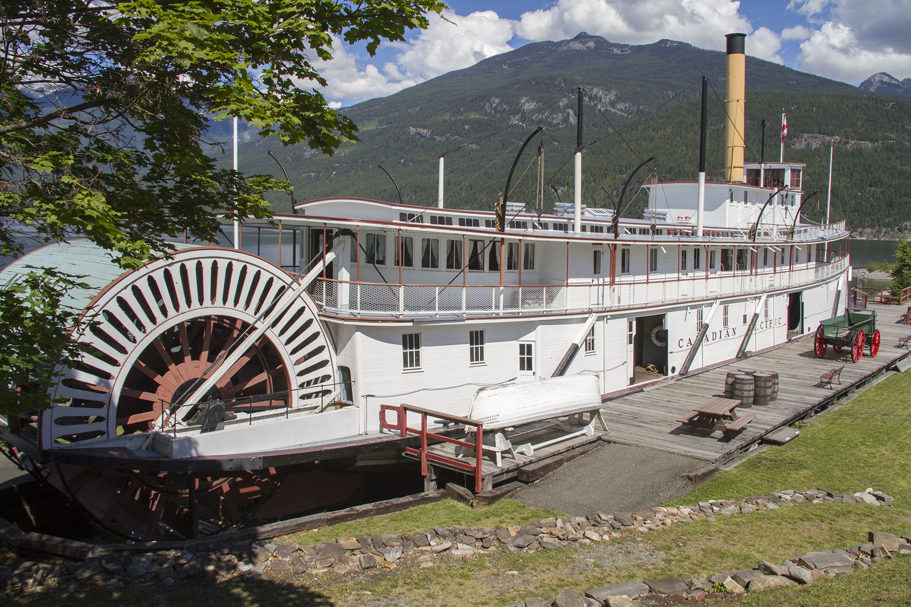SS Moyie National Historic Site